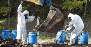 Порядок утилизации химических отходов