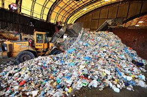 Твердые промышленные отходы