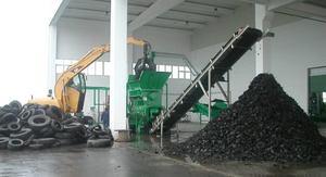 Как открыть бизнес по переработки шин