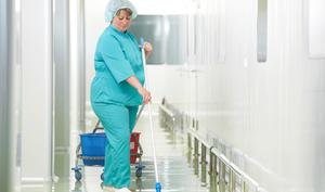 Виды уборок в лечебном учреждении