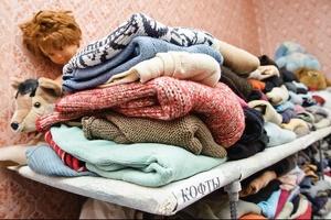 Пункты приема ненужной одежды в Москве