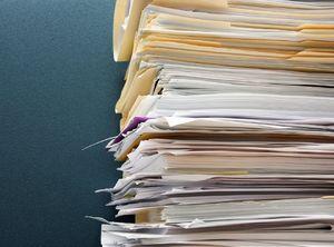 Акт об уничтожении документов образец
