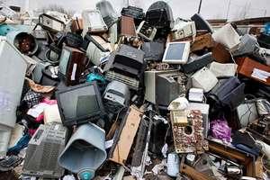 Куда деть сломанный телевизор