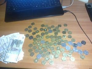 Где могут принять много монет