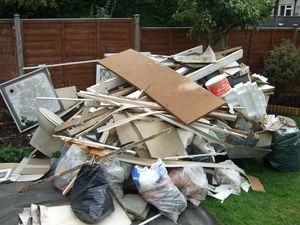 Вес строительного мусора