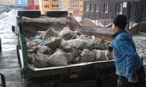 Как рассчитать вес строительного мусора